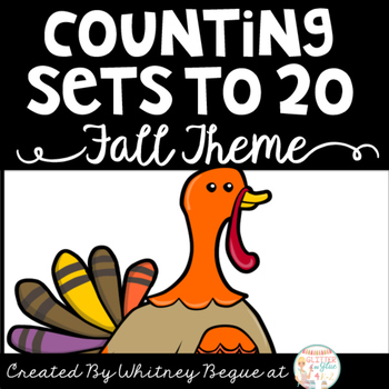 Counting Sets to 20: Fall Theme