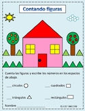 Counting Shapes-Spanish