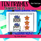 Counting Sharks to 15 | Seesaw Activity