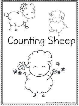 Counting Sheep Three Digit Subtraction