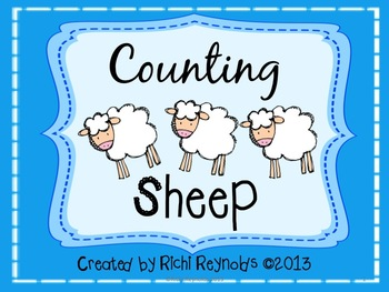 Counting Sheep: A Counting and Rhyming Story and Literacy Unit