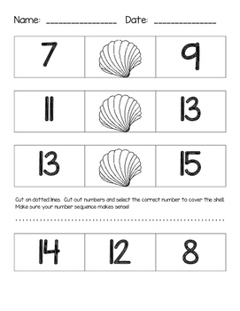 Counting Shells