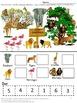 Special Education Math Zoo Animals Math Skills for Kindergarten
