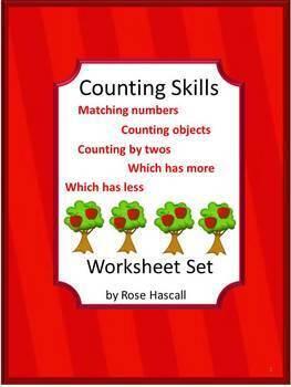 Kindergarten Math Morning Work Emergency Sub Plans No Prep