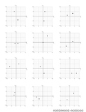 Counting Slope Flashcards - or Inside-Outside Circle Cards - PP