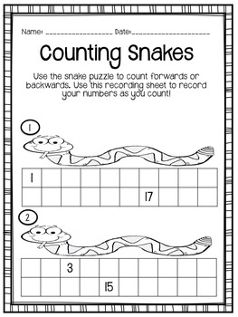 Counting Snakes