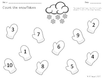 Counting Snowflakes