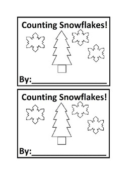 Counting Snowflakes Worksheets & Teaching Resources | TpT