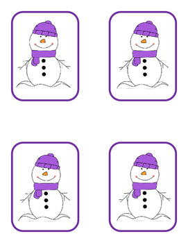 Counting Snowmen