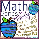 Counting and Math Facts - Songs MP3s - BUNDLE
