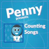 Counting Songs by Have Fun Teaching (Skip Counting Songs, Multiplication Songs)