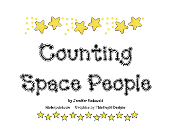 Counting Space People classbook