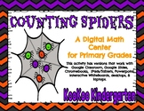 Counting Spiders-A Digital Math Center (Compatible with Go
