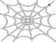 Interactive Counting Spiders Notebook