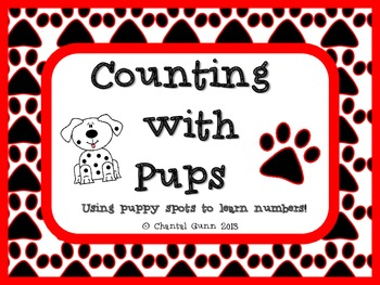Counting Spots and Learning Numbers