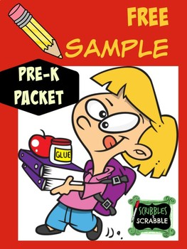 Free Sample - PreK Packet
