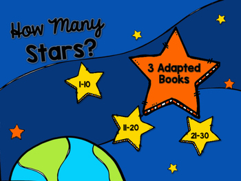Counting Stars- Adapted Books 1-30