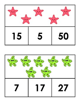 Counting Stars: I Can Count 0-20