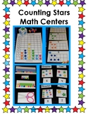 Counting Stars Math Centers