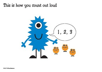 Counting Strategies Main Bundle - Math Number - Main week of lessons