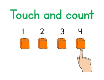 Counting Strategies Posters