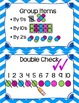 Counting Strategy  Anchor Chart Cards