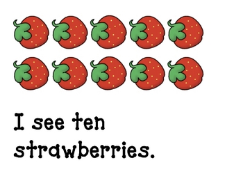 Counting Strawberries