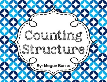 Counting Structure Math Activity