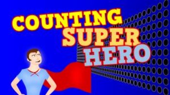 Counting Super Hero (video)