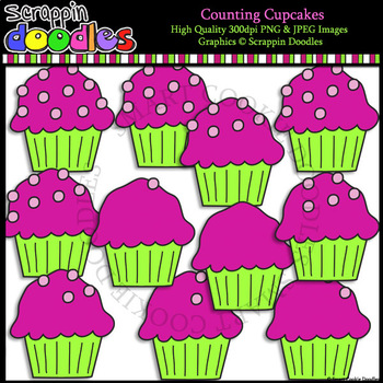 Counting Sweets Bundle ($12 VALUE)