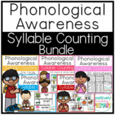 Counting Syllables Activities and Worksheets