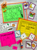 Counting Syllables - Monthly Center Bundle