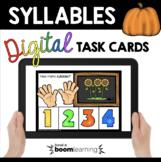 Counting Syllables -  Kindergarten Phonemic Awareness Boom