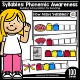 Counting Syllables: Phonemic Awareness