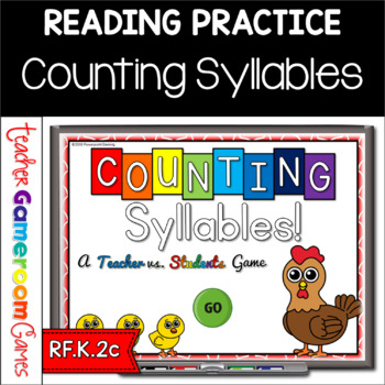 Counting Syllables Powerpoint Game