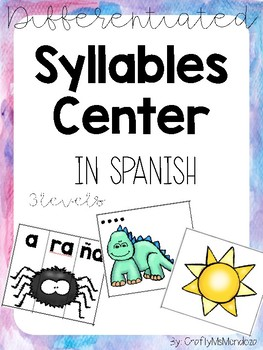 Counting Syllables Spanish
