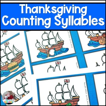 Counting Syllables:  Thanksgiving