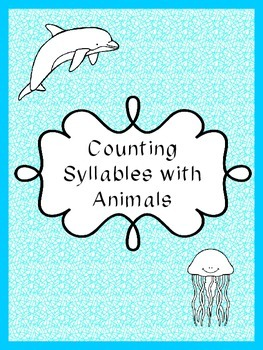 Counting Syllables with Animals