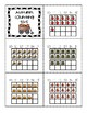 Counting Teens on Ten Frames - Flip Book Math Stations for Fall and Winter