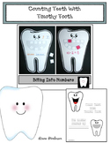 "Dental Hygiene Activities: ""Counting Teeth With Timothy Tooth"""