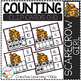 Counting Ten Frame Clip Cards 0-10: Fall