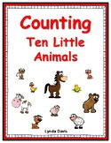Counting Ten Little Animals