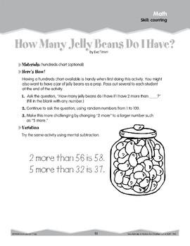 Counting (Ten-Minute Activities)