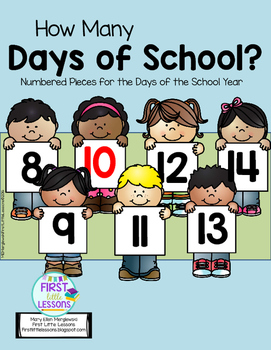 Counting The Days Of School