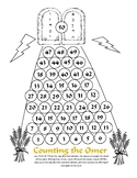 Counting The Omer Calendar