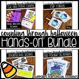 Counting Through Halloween - Hands on Counting Bundle