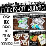 Counting Through the Seasons - Hands On Bundle