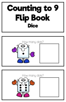 Counting To 9 Flip Book Bundle
