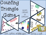 Counting Triangle Game