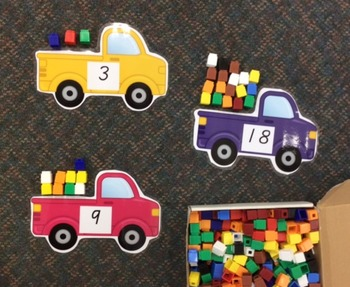 Counting Trucks